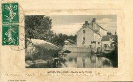 MEUNG SUR LOIRE - Moulin De La Nivelle - Sonstige Gemeinden