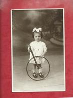 Carte Photo - Enfant , Jeu , Jouet , Jeux , Jouets - ( Martin , Photo  , Moreuil ) - Jeux Et Jouets