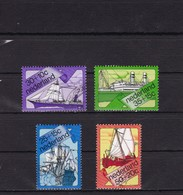 Zomerzegels Summer Sommer NVPH 1026-1029 (Mi 1007-1010); 1973 Used - Used Stamps
