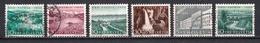 Suisse 1952 à 1959 : Timbres Yvert Et Tellier N° 522 - 533 - 549 - 551 - 562 - 563 - 576 - 577 - 578 - 607 Et 626 Oblit. - Suisse