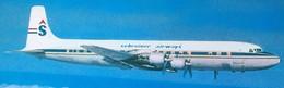 AVION SCHREINER AIRWAYS. - 1946-....: Era Moderna
