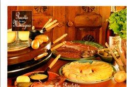 RECETTE LA RACLETTE - Küchenrezepte