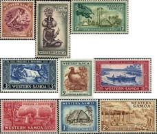 Ref. 576614 * NEW *  - SAMOA . 1952. BASIC SET. SERIE BASICA - Samoa