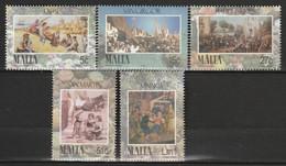 MALTE - N°1323/7 ** (2004) - Malta