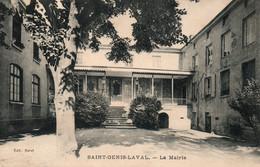 St Saint-Genis-Laval (Rhône) La Mairie - Edition Baret - France