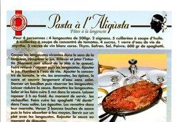 RECETTE CORSE PATES A LA LANGOUSTE - Recipes (cooking)