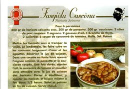 RECETTE CORSE HARICOTS SOISSSONS - Recipes (cooking)