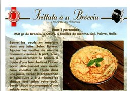 RECETTE CORSE OMELETTE AU BROCCIU - Recipes (cooking)
