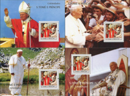 Ref. 624601 * NEW *  - SAO TOME AND PRINCIPE Islands . 2004. CELEBRITIES. CELEBRIDADES - Sao Tome Et Principe