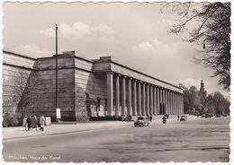 MONACO - MUENCHEN - GERMANIA - GERMANY - HAUS DER KUNST -36692- - Postales