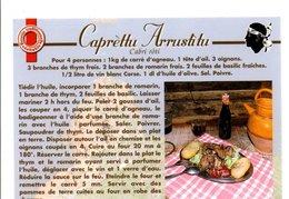 RECETTE CORSE CABRI ROTI - Recipes (cooking)