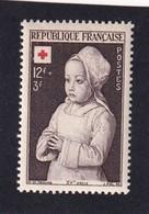 FRANCE 1951 - YT N°914 - 12 F. + 3 F. Croix Rouge - Neuf** - TTB Etat - Nuevos