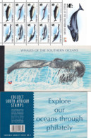 Ref. 2224 * NEW *  - SOUTH AFRICA . 1998. WHALES. BALLENAS - Unused Stamps