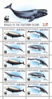 Ref. 12683 * NEW *  - SOUTH AFRICA . 1998. WHALES. BALLENAS - Unused Stamps