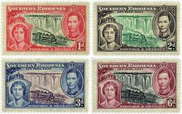 Ref. 57430 * NEW *  - SOUTH RHODESIA . 1937. CORONATION OF GEORGE VI. CORONACION DE JORGE VI - Rhodesia Del Sud (...-1964)