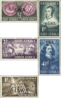Ref. 595761 * HINGED *  - SOUTH WEST AFRICA . 1952. FAMOUS PEOPLE. PERSONAJES - Africa (Other)