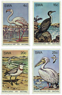 Ref. 32217 * NEW *  - SOUTH WEST AFRICA . 1979. WATER BIRDS. AVES ACUATICAS - Africa (Other)