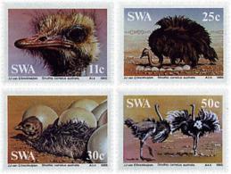 Ref. 33724 * NEW *  - SOUTH WEST AFRICA . 1985. OSTRICH. AVESTRUZ - Africa (Other)
