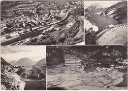 VAL DEL PIAVE - LONGARONE - BELLUNO - VEDUTINE -85816- - Belluno