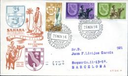 Ref. 282971 * NEW *  - SPANISH SAHARA . 1956. STAMP DAY. DIA DEL SELLO - Sahara Espagnol