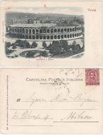 VERONA - ANFITEATRO O ARENA - VIAGG. 1900 -79508- - Verona