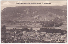 VERTRIEU - FRANCIA - FRANCE -  SAINT-SORLIN - VUE GENERALE -43027- - Postcards