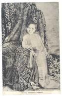 Cpa Myanmar ( Burma / Birmanie ) - Jeune Princesse Birmane - Myanmar (Burma)