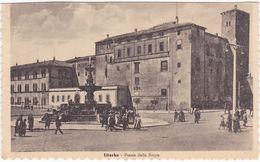VITERBO - PIAZZA DELLA ROCCA -79479- - Viterbo