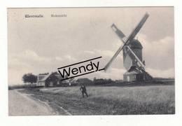 Westmalle (windmolen) Mooi - Malle