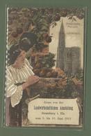 CARTE POSTALE 67 BAS RHIN STRASBOURG FETE AGRICOLE DU 5 AU 10 JUIN 1913 LANDWIRTSSHAFTLICHEN AUSSTELLUNG - Strasbourg