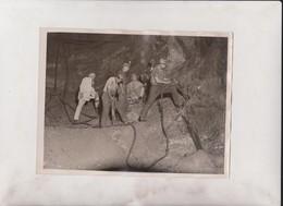ARSENIC MINES MINING MINAS MINE   20*15CM Fonds Victor FORBIN 1864-1947 - Profesiones