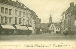 Dendermonde - Termonde - Vlasmarkt - Lumen 228 - Dendermonde