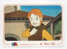 - CPM LE PETIT CID (Dessins Animés) - Editions De Virginie 7/2 - - Stripverhalen
