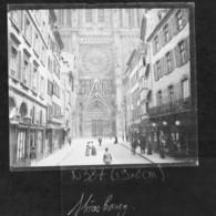 Strasbourg, Vue Animée , Années 1900/1920  - Photo Animée - Glass Slides