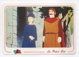 - CPM LE PETIT CID (Dessins Animés) - Editions De Virginie 7/1 - - Stripverhalen