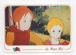 - CPM LE PETIT CID (Dessins Animés) - Editions De Virginie 7/4 - - Stripverhalen