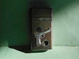 BRIQUET COLT LIGHTER Feuerzeug ENCENDEDOR ACCENDINO AANSTEKER打火机léttari Ljusarevžigalnik Sytytin ライター - Non Classificati