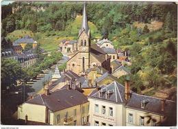 LAROCHETTE - Vue Partielle Avec église - Larochette