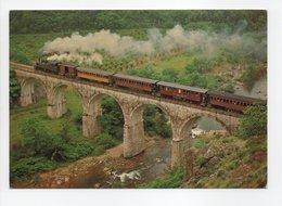 - CPM TRAINS - CHEMIN DE FER DU VIVARAIS - Ligne TOURNON-LAMASTRE - Editions C.F.T.M. - - Trenes
