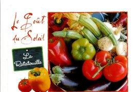 RECETTE DE LA RATATOUILLE - Küchenrezepte