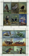 Ref. 365298 * NEW *  - TANZANIA . 1994. BIRDS. AVES - Tanzania (1964-...)