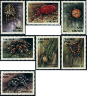 Ref. 70107 * NEW *  - TANZANIA . 1994. ARACNIDES. ARACNIDOS - Tanzania (1964-...)