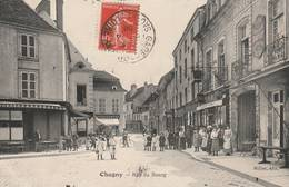 Chagny. Rue Du Bourg - Chagny