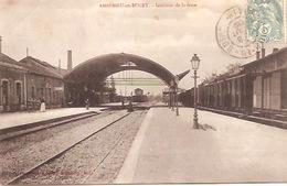 DV5 AMBÉRIEU En BUGEY Gare - Autres Communes