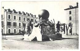Cpsm Algérie - Sidi Bel Abbes - Monument Aux Morts De La Légion - Sidi-bel-Abbès