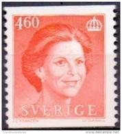 ZWEDEN 1990 4.60kr Sivia II MNH - Suecia