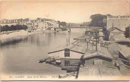 77 - LAGNY - Quai De La Marne - Lagny Sur Marne