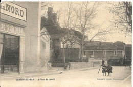 PLACE DU LAVOIR - Chateaurenard