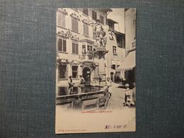 Schaffhausen - Tellbrunnen (3500) - SH Schaffhausen