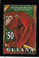 Thème Animaux - Singes - Gorilles - Lémuriens - Guyane  - Neuf ** Sans Charnière - TB - Monkeys